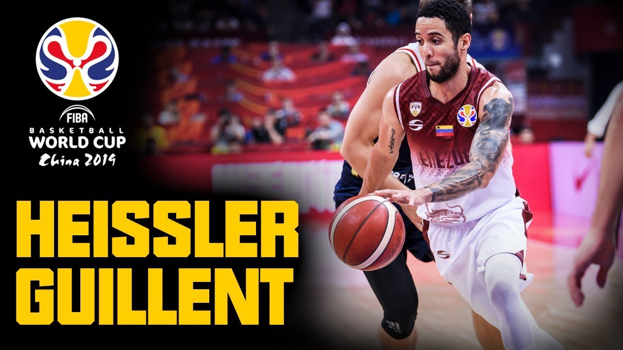 Heissler Guillent - ALL his BUCKETS & HIGHLIGHTS from the FIBA Basketball World Cup 2019