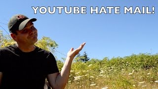 Youtube Hate Mail - Crazy comments Shawn Woods gets on his Youtube Channel