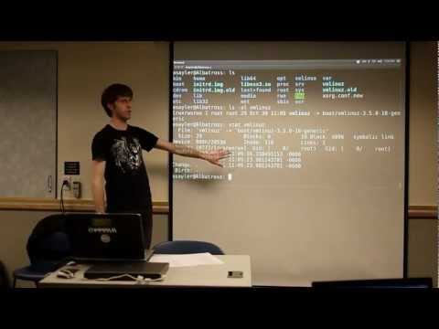 CU - AGSO - Introduction To Linux - Session 2 - Part 1 - File System Commands