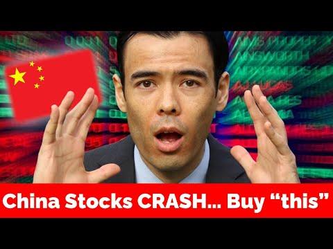 China Stocks CRASH...Bargain Sale!