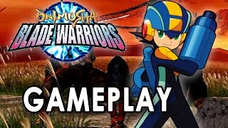 Onimusha Blade Warriors - MegaMan.EXE