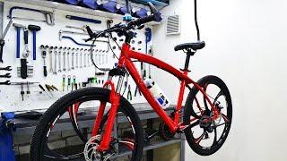 Велосипед на ЛИТЫХ ДИСКАХ 2019 Даже не думай его покупать!