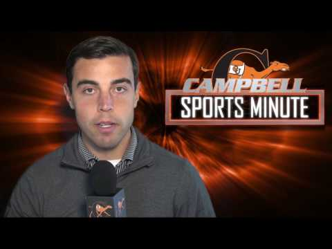 Campbell Sports Minute - Monday, February 13