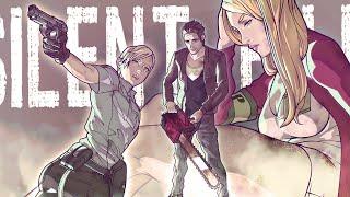 Silent Hill - Konami's Kino Horror Game