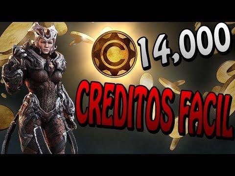 Créditos Fácil SIN HORDA!!!!!!! Gears of war 4