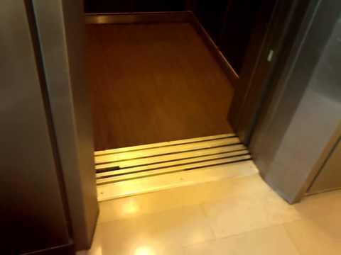 2 elevators modernized by GTI Suez @ NH Hotel Maastricht