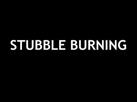 Stubble Burning - Delhi Pollution - Important for GS 3 (Environment)