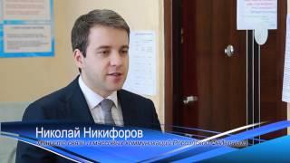 Министр связи провел урок информатики в костромской глубинке и запустил самую большую стройку на пла