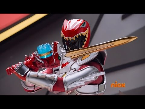 Power Rangers Dino Super Charge - Red Ranger (Episodes 1-20)