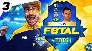BIGGEST DECISION OF ALL TIME! - TOTS F8TAL! FIFA 16 Ultimate Team #03