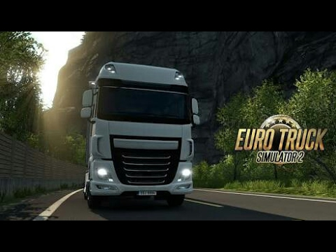 EURO TRUCK SIMULATOR 2 INDIAN HORN MOD #GAMEPLAY