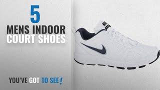 Топ-10 Чоловіча Критий Корт Взуття [2018]: Найк Футболки-Лайт ХІ Відкритий Спортивне Взуття, Білий
