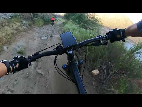 Anderson Truck Trail - Mountain Biking - Apline