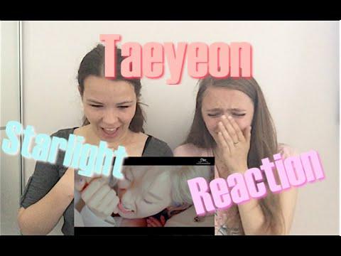 "Free Download Taeyeon 태연 ""starlight"" (feat. Dean) Mv Reaction☆leiona☆ Mp3 dan Mp4"
