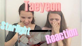 """Taeyeon 태연 """"Starlight"""" (Feat. Dean) MV Reaction☆Leiona☆"""