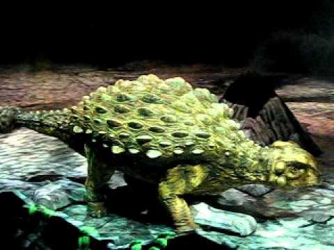 Walking with Dinosaurs - Ankylosaurus - YouTube