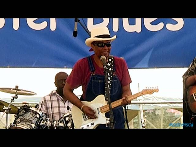 Cornbread Moan Gloucester Blues Fest
