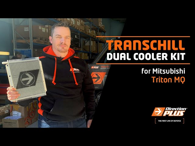 Transchill Transmission Oil DUAL Cooler Kit Installation on Triton MQ 2019