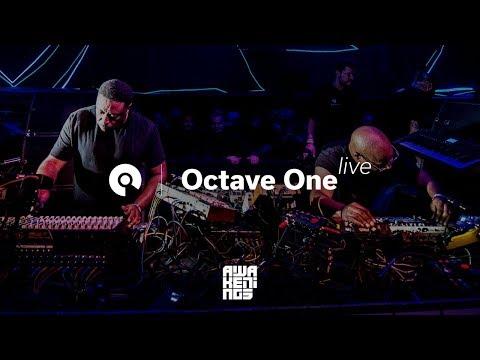 Octave One Live @ ADE 2016: Awakenings x Figure Nacht