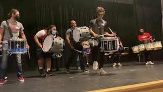 Crazy Snare Drum Battles !!!