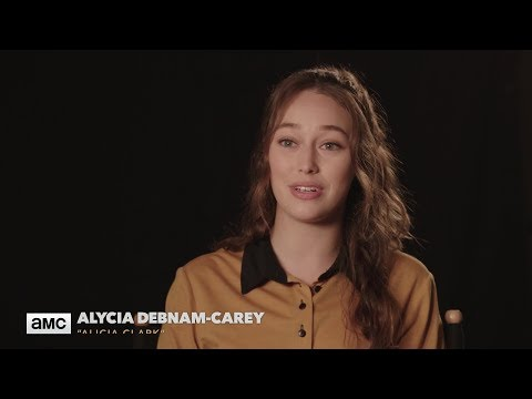 Wrapping Up S4 of Fear The Walking Dead - Alycia Debnam-Carey