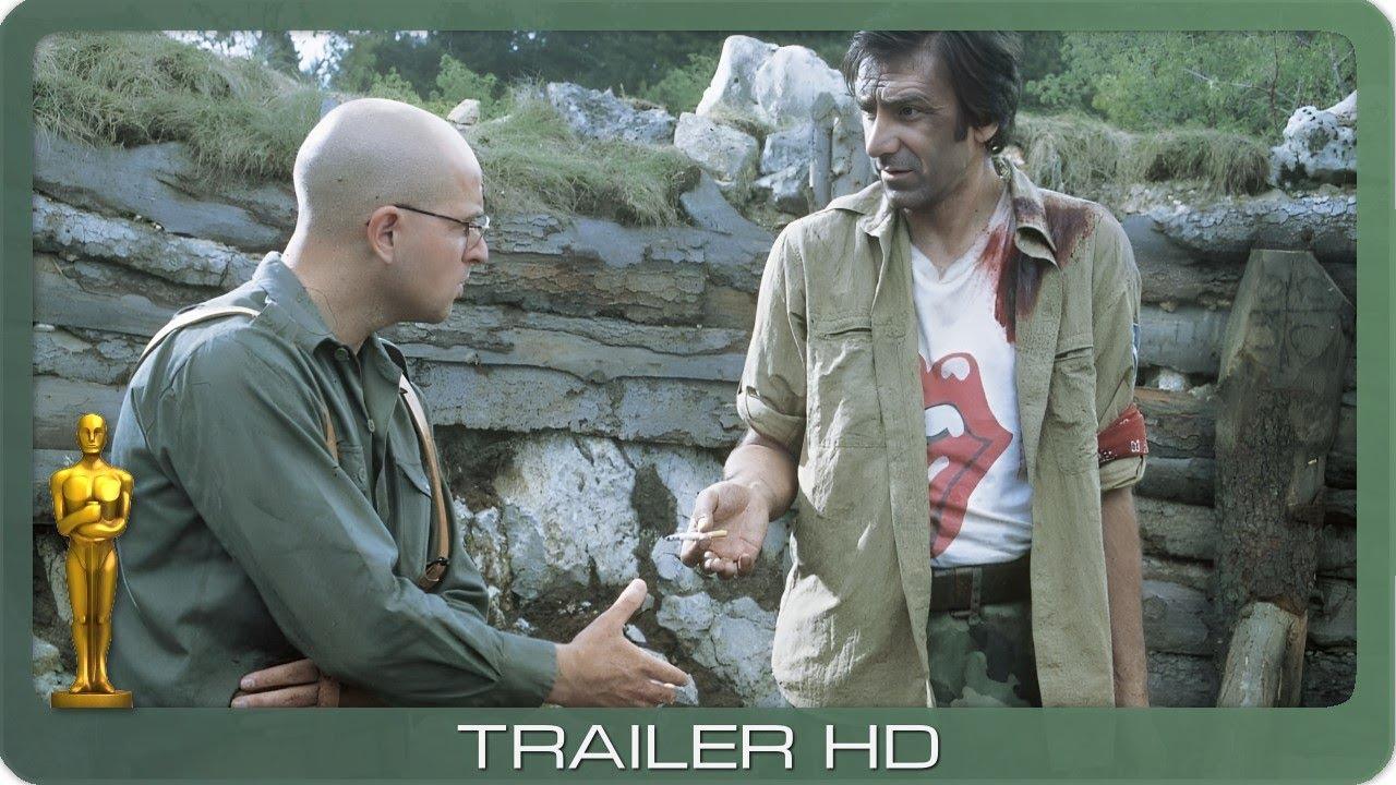 No Man's Land ≣ 2001 ≣ Trailer ≣ German | Deutsch ≣ OmU