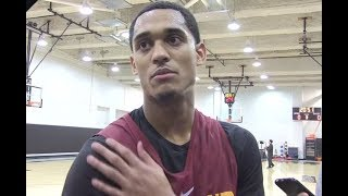 Jordan Clarkson Talks Cavaliers Finals Expectations & More | February 10, 2018