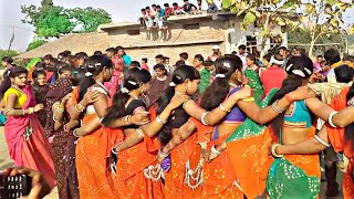 Aadivasi Village Traditional Dance Alirajpur Jhabhua // Folk Music Dan