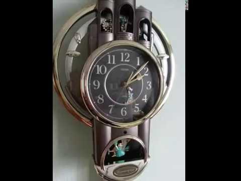 #Hummingroad CITIZEN wall clock