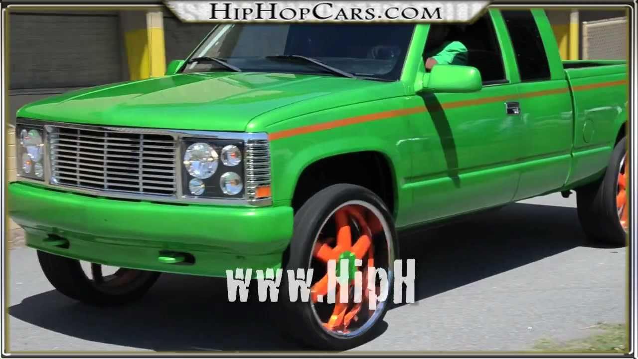tricked out trucks pimped out trucks youtube