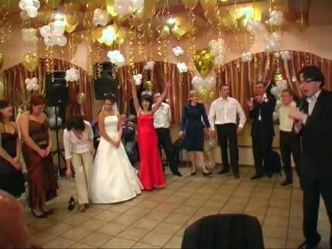 Свадебный танец стриптизов