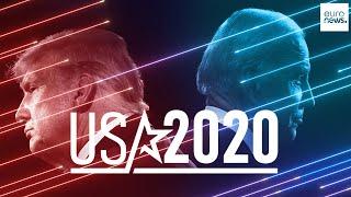 Elecciones en Estados Unidos 2020   Sigue los resultados en directo