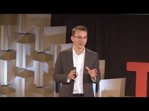 How social media creates a better world: Jan Rezab at TEDxSSE