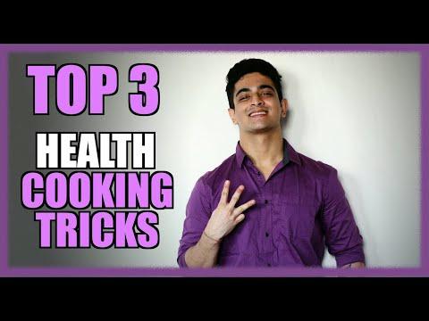 Best Health Cooking Hacks - BeerBiceps