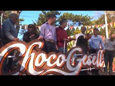 Choco Gesell  Fiesta del chocolate 2016 en Villa Gesel
