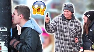 My Tongue Is Stuck! - Pranks Compilation (Ep. 36)