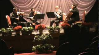 Borodin string quartet no.2 Nocturne  by Cairo Opera Quartet
