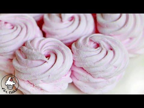 Как сделать зефир в домашних условиях рецепт с видео