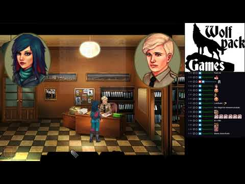 Let's Play Kathy Rain - Part 6 (Twitch VOD) |