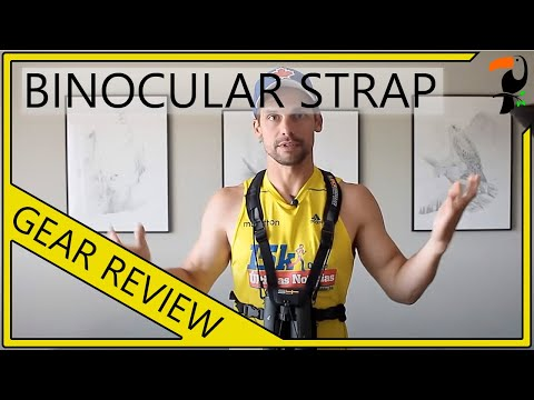 Equipment Review - The Best And Most Comfortable Binocular Strap
