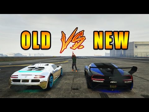 Truffade Adder Vs Nero Old Vs New Which Is Faster Feat En Vs Nero Gta Online