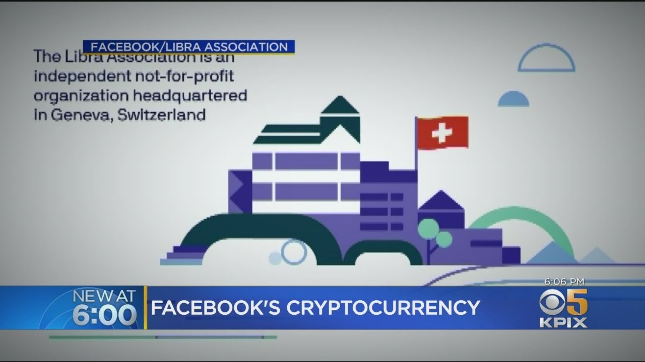 Facebook Announces Plans To Launch Crypto Currency Next Year