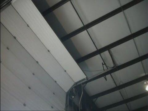 high lift garage doorGarage Door Fundamentals III High lift  YouTube