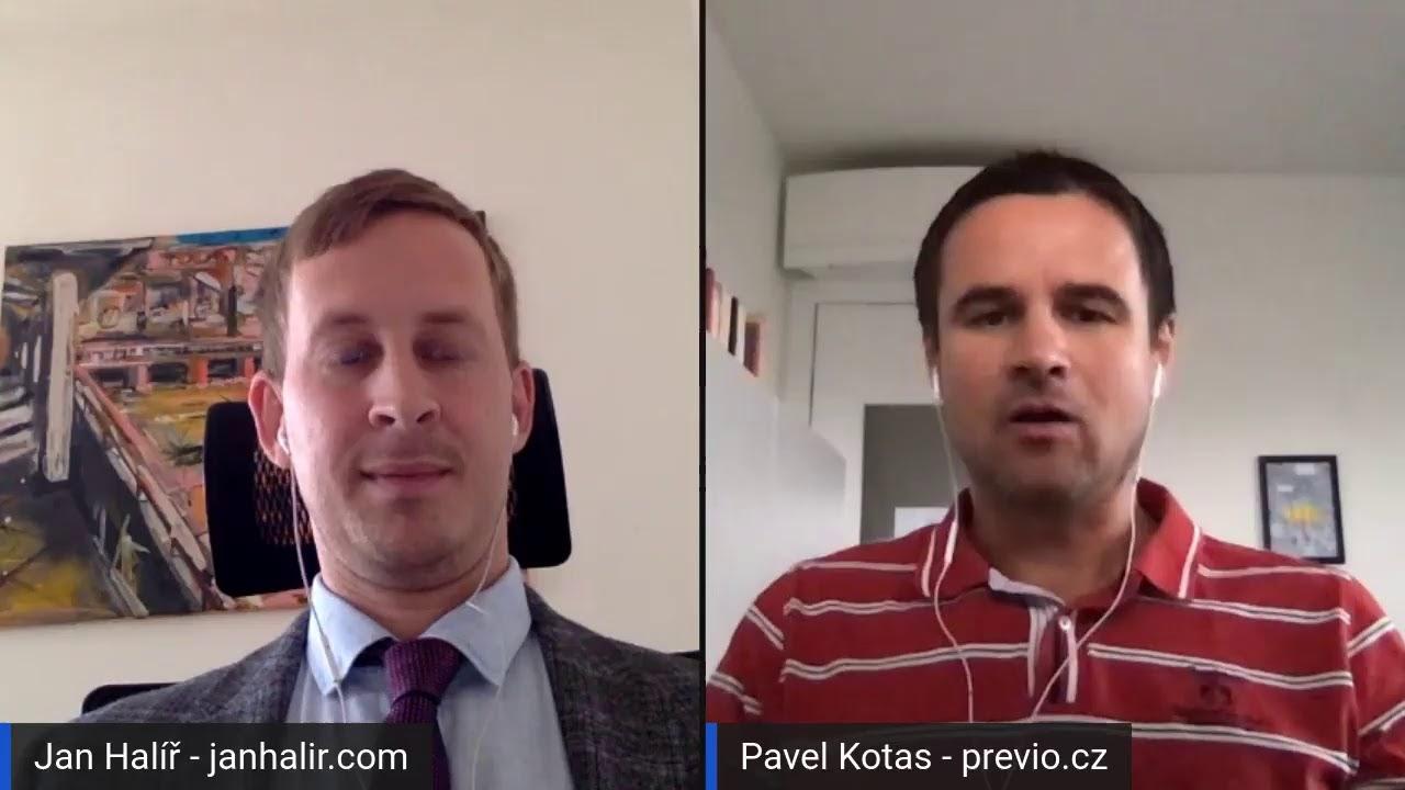 Rozhovor s Pavlem Kotasem – jednatelem Previo.cz