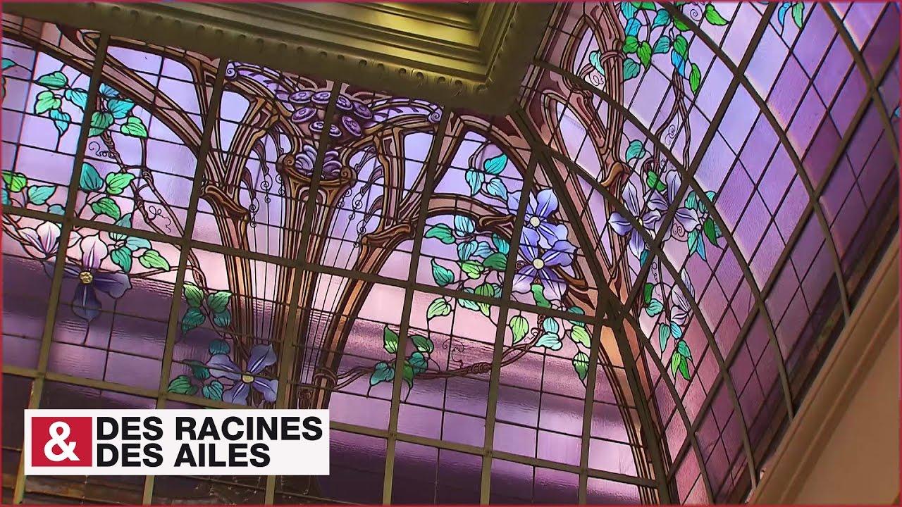 l 39 cole de nancy fleuron de l 39 art nouveau en france youtube. Black Bedroom Furniture Sets. Home Design Ideas