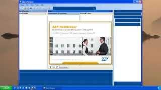 SAP BW - كيف تبدأ SAP بيكس