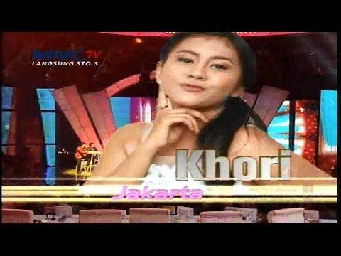 "Khori "" Oleh Oleh "" Jakarta - Kontes Final KDI 2015 (30/4)"