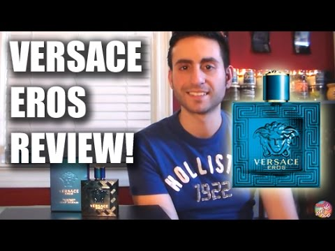 Eros by Versace Fragrance / Cologne Review
