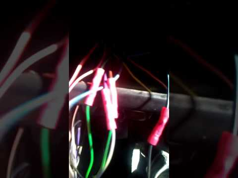 Wire stereo 2001 ram - YouTube on