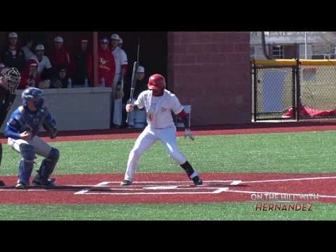 On the Hill with Hernandez - Chestnut Hill College Baseball vs Concordia College
